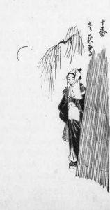 夜鷹 江戸時代の風俗