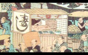 江戸時代の寿司